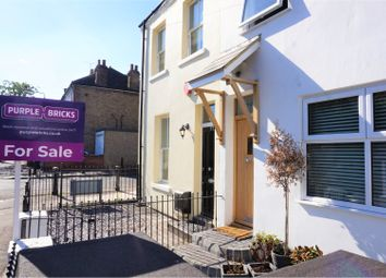 Thumbnail 3 bed terraced house for sale in Lower Queens Road, Buckhurst Hill
