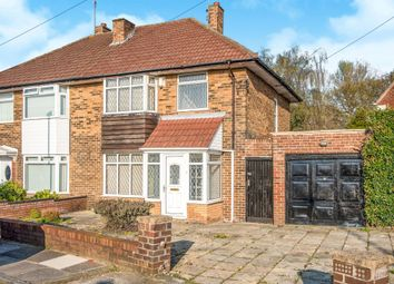 Thumbnail 3 bed semi-detached house for sale in Chelwood Avenue, Broadgreen, Liverpool