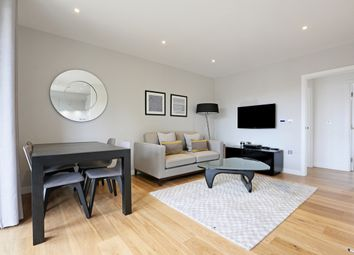 Thumbnail 1 bed flat to rent in Monarch Square, London