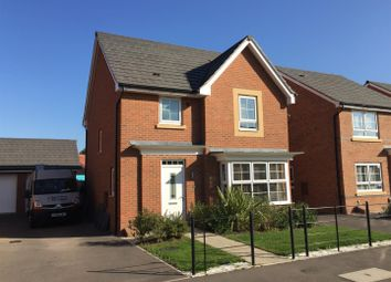 Thumbnail 3 bed detached house for sale in Peregrine Way, Warwick
