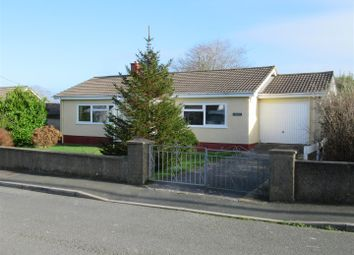 Thumbnail 3 bedroom detached bungalow for sale in Brwynant, Spring Hill, Dinas Cross, Newport