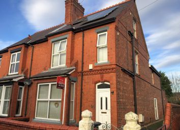 Thumbnail 2 bed shared accommodation to rent in Beechley Road, Wrexham