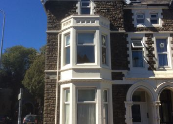 Thumbnail 1 bed property to rent in Glynrhondda Street, Cardiff