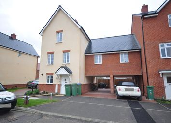 Thumbnail 3 bed town house to rent in 7 Sargent Way Wickhurst Green West Sussex, Horsham