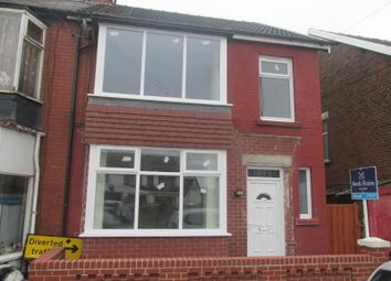 Thumbnail 3 bed property to rent in Hawes Side Lane, Blackpool