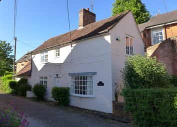 Thumbnail 2 bed cottage to rent in The Borough, Crondall, Farnham