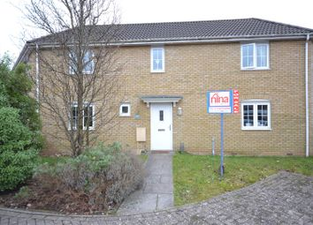 Thumbnail 3 bed terraced house for sale in Clos Celyn, Barry