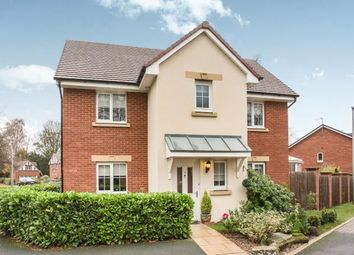 Thumbnail 4 bed detached house for sale in Stanley Boughey Pace, Nantwich, Cheshire