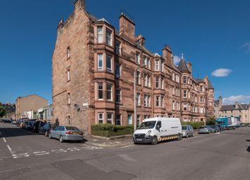 Thumbnail 1 bed flat for sale in Piershill Terrace, Edinburgh