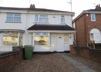 Thumbnail 3 bed semi-detached house to rent in Kineton Road, Rubery, Rednal, Birmingham