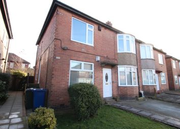 Thumbnail 2 bed flat for sale in Ovington Grove, Fenham, Newcastle Upon Tyne