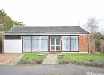 Thumbnail 2 bed detached bungalow to rent in Elmslie Close, Epsom