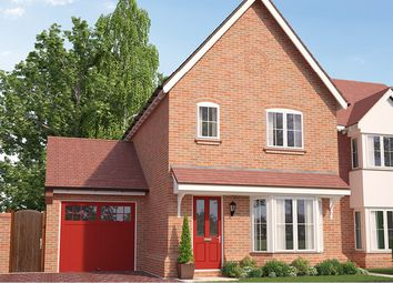 Thumbnail 3 bedroom link-detached house for sale in Crockford Lane, Chineham, Basingstoke