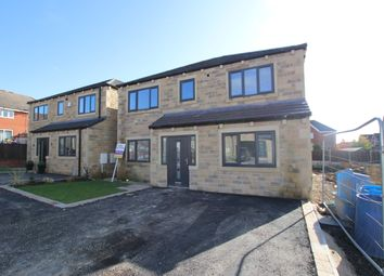 Thumbnail 4 bed detached house for sale in Poplar House Farm Close, Cudworth, Barnsley