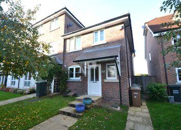 Thumbnail 3 bed end terrace house to rent in Wharf Way, Hunton Bridge, Kings Langley