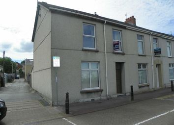 Thumbnail 3 bedroom end terrace house for sale in Upper Robinson Street, Llanelli