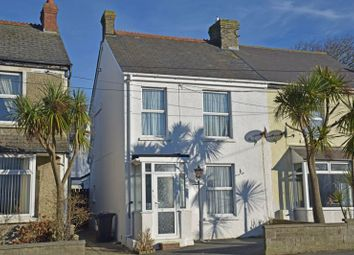 3 bed semi-detached house for sale in Henver Road, Newquay TR7