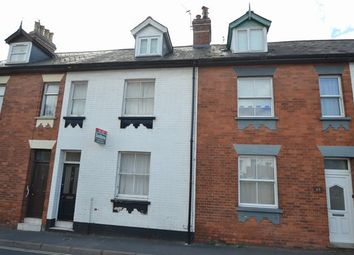 Thumbnail 3 bed terraced house to rent in New Street, Honiton