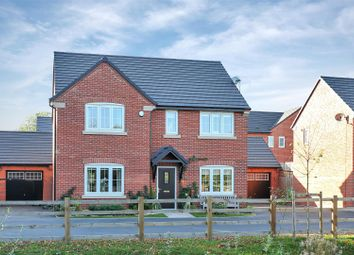 Thumbnail 5 bed detached house for sale in Old School Way, Rothley, Leicester