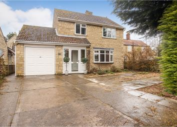Thumbnail 3 bed detached house for sale in St. Wilfrids Close, Metheringham
