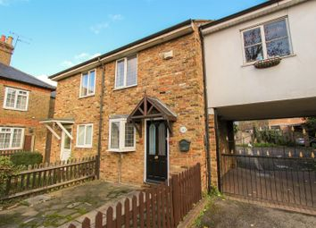 2 bed semi-detached house for sale in Bryden Cottages, High Street, Cowley, Uxbridge UB8