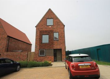 Thumbnail 3 bed detached house to rent in Elliotts Way, Chatham, Kent