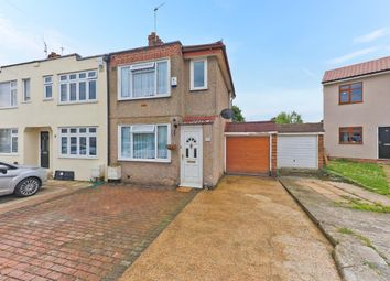 Thumbnail 2 bedroom semi-detached house for sale in Cowper Close, Welling