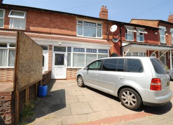 Thumbnail 4 bed terraced house for sale in Mansel Road, Small Heath, Birmingham