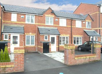 Thumbnail 3 bed mews house for sale in Actonville Avenue, Wythenshawe, Manchester