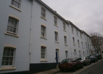 Thumbnail 3 bed flat to rent in How Street, Plymouth