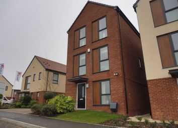 Thumbnail 4 bed link-detached house for sale in Living Well Street, West Bromwich