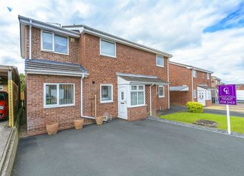 Thumbnail 3 bed semi-detached house for sale in Near Vallens, Hadley, Telford, Shropshire