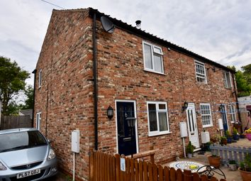 Thumbnail 2 bed end terrace house for sale in Welmont Court, Greengate, Malton
