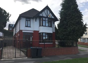 Thumbnail 4 bedroom detached house to rent in Copgrove Road, Roundhay, Leeds