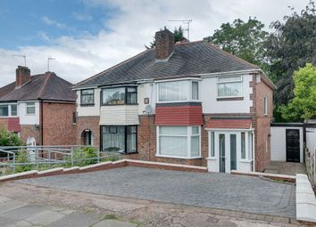 Thumbnail 3 bed semi-detached house for sale in Bristol Road South, Northfield, Birmingham