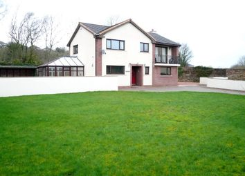 Thumbnail 4 bedroom detached house for sale in Barepot, Workington