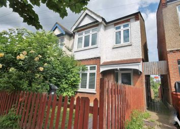 Thumbnail 3 bed end terrace house for sale in Beverley Road, New Malden