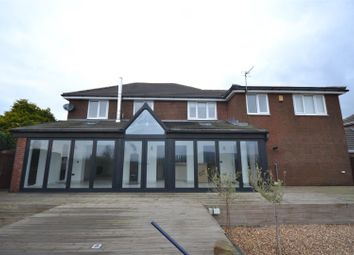 Thumbnail 5 bed detached house for sale in Merton Grove, Chorley