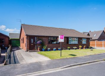 Thumbnail 2 bed semi-detached bungalow for sale in Warwick Road, Eccleston, Chorley