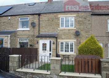 Thumbnail 3 bed terraced house to rent in Tilley's Row, Butterknowle, Bishop Auckland