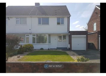 Thumbnail 3 bed semi-detached house to rent in North Drive, Sunderland