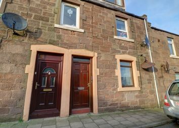 Thumbnail 1 bed flat for sale in Queen Street, Gourdon, Montrose
