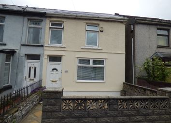 Thumbnail 3 bed semi-detached house for sale in Ogwy Street, Nantymoel, Bridgend.