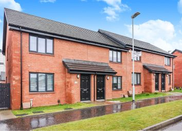 Thumbnail 2 bed terraced house for sale in Mcdonald Court, Glasgow