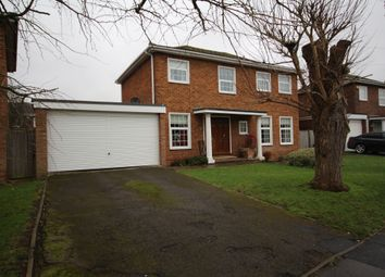 Thumbnail 4 bed detached house for sale in Cannock Close, Maidenhead