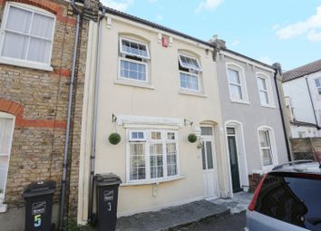 Thumbnail 2 bed terraced house for sale in Clifton Road, Margate