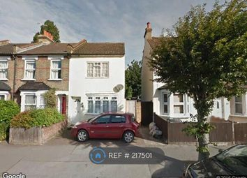 Thumbnail 3 bed end terrace house to rent in Rymer Road, Croydon