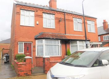Thumbnail 3 bedroom semi-detached house for sale in Cavendish Road, Stretford, Manchester