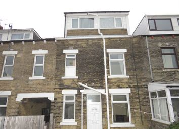 Thumbnail 4 bed terraced house for sale in Archibald Street, Bradford