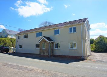 Thumbnail 4 bed detached house for sale in Gorsedd, Holywell